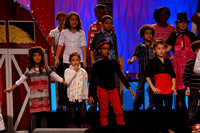 "2012 CHILDRENS CHRISTMAS MUSICAL ""The Secret of Snowflake County"""